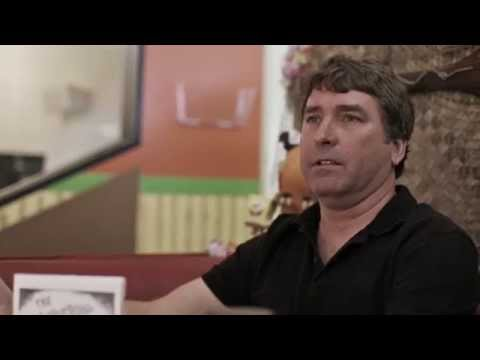SpongeBob SquarePants | Meet the Creator: Stephen Hillenburg | Nickelodeon Animation Studio