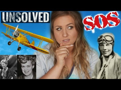 What REALLY Happened To Amelia Earhart? Conspiracy Theories