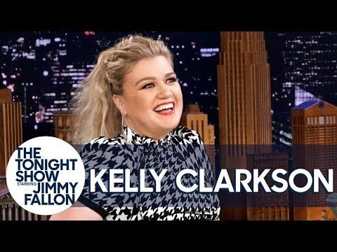 Mike Tyler - Kelly Clarkson on The Tonight Show w/ Jimmy Fallon!