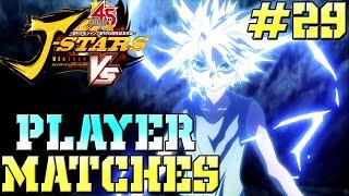 J-Stars Victory Vs : ★ Static Shock ★ Player Battles Live # 29