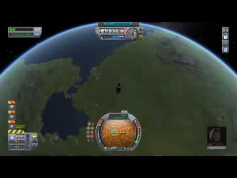 Putting rockets in orbit ksp