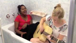 We Found Love- Rihanna Acoustic cover