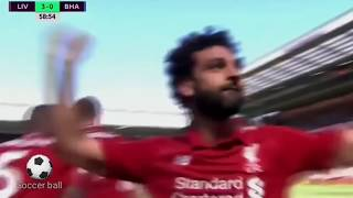 Liverpool vs brighton 4-0 goal highlights premier league 5/13/2018