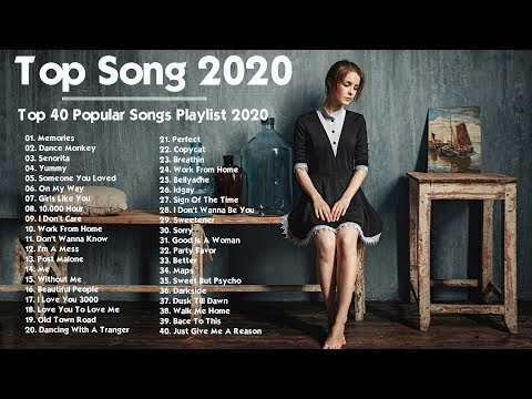 pop-hits-2020-🧡-top-40-english-songs-2020-🧡-best-popular-music-collection-2020