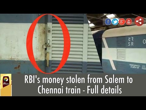 Full details: Great Train Robbery in Hollywood-style stolen Rs 5.78 Crores of RBI's cash