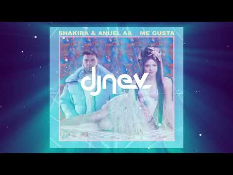 Shakira Feat Anuel AA – Me Gusta (Dj Nev & Mula Deejay Rmx)
