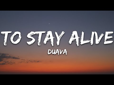 Duava - To Stay Alive 7clouds Release