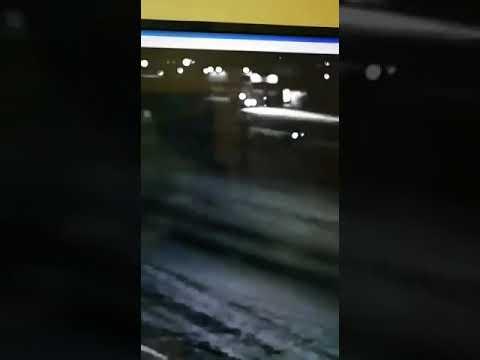 Начало трагедии на автостанции в Красном Сулине
