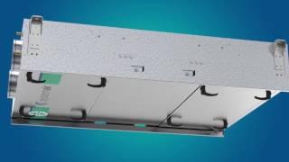 видео Приточно-вытяжные установки Systemair