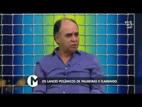 Mesa Redonda - Brasileirão 19ª Rodada: Palmeiras X Flamengo (16/08/15)