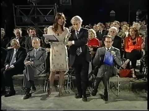 Milano, III Premio Internazionale alla Libertà - 9 giugno 2005
