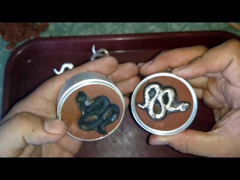 Sunday silver snakes