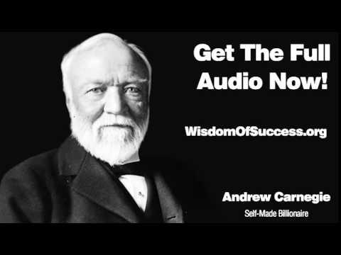 Genius? - Andrew Carnegie