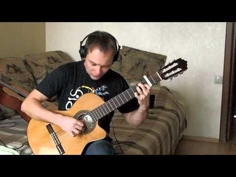 Ария беспечный ангел как играть на гитаре