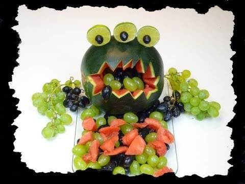 "Halloween-Special 2013 Teil 3/8 ""Frucht-Monster"""