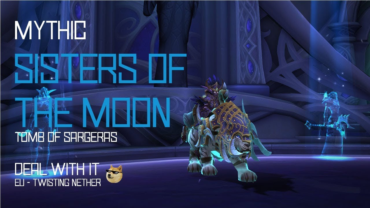 Deal With It vs Sisters of the Moon Mythic
