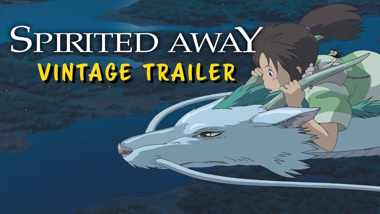 Spirited Away S Original Japanese Trailer Rereleased Ahead Of Studio Ghibli Fest Nerdist