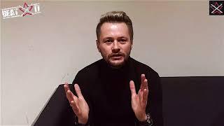 Rafał Inglot (Michał Szpak) wywiad dla BeatIt