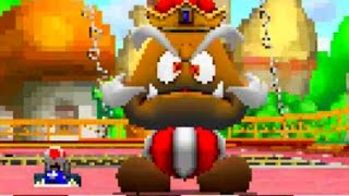 Mario Kart DS (Wii U) - All Level 3 and 4 Missions - 3 Star Ranking