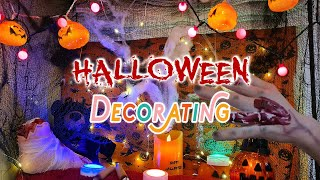 Decorating A Motorhome For Halloween