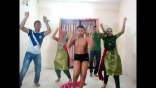 ICC World Twenty20 Bangladesh 2014 - Uncut Indoor Flash Mob Theme Song