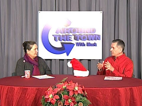 Around The Town with Mark: Christmas at the Avery-Copp House