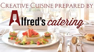 Alfred's Catering - Austin Wedding Day Style