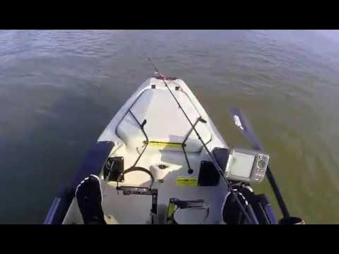 Kemah Texas Fishing Pt2 Revenge From Popping Lines.6.8.17