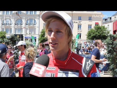 RACER: Brendon Hartley on Mastering the Porsche 919