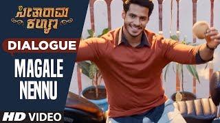 Magale Nennu Dialogue Seetharama Kalyana Dialogues Nikhil Kumar Rachita Ram