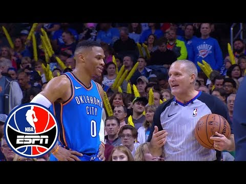 NBA players and referees need a truce   NBA Countdown   ESPN