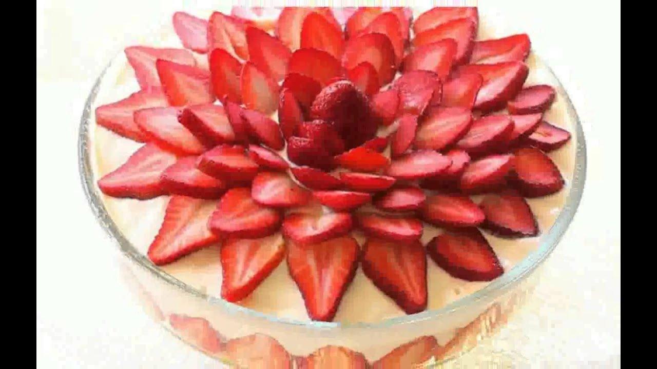 Decorating Cake With Fruit Pinterest : Cake Decorating Ideas With Fruit - YouTube
