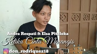 Download Ketika Cinta Menangis (Cover) Versi Ukulele !! Mp3
