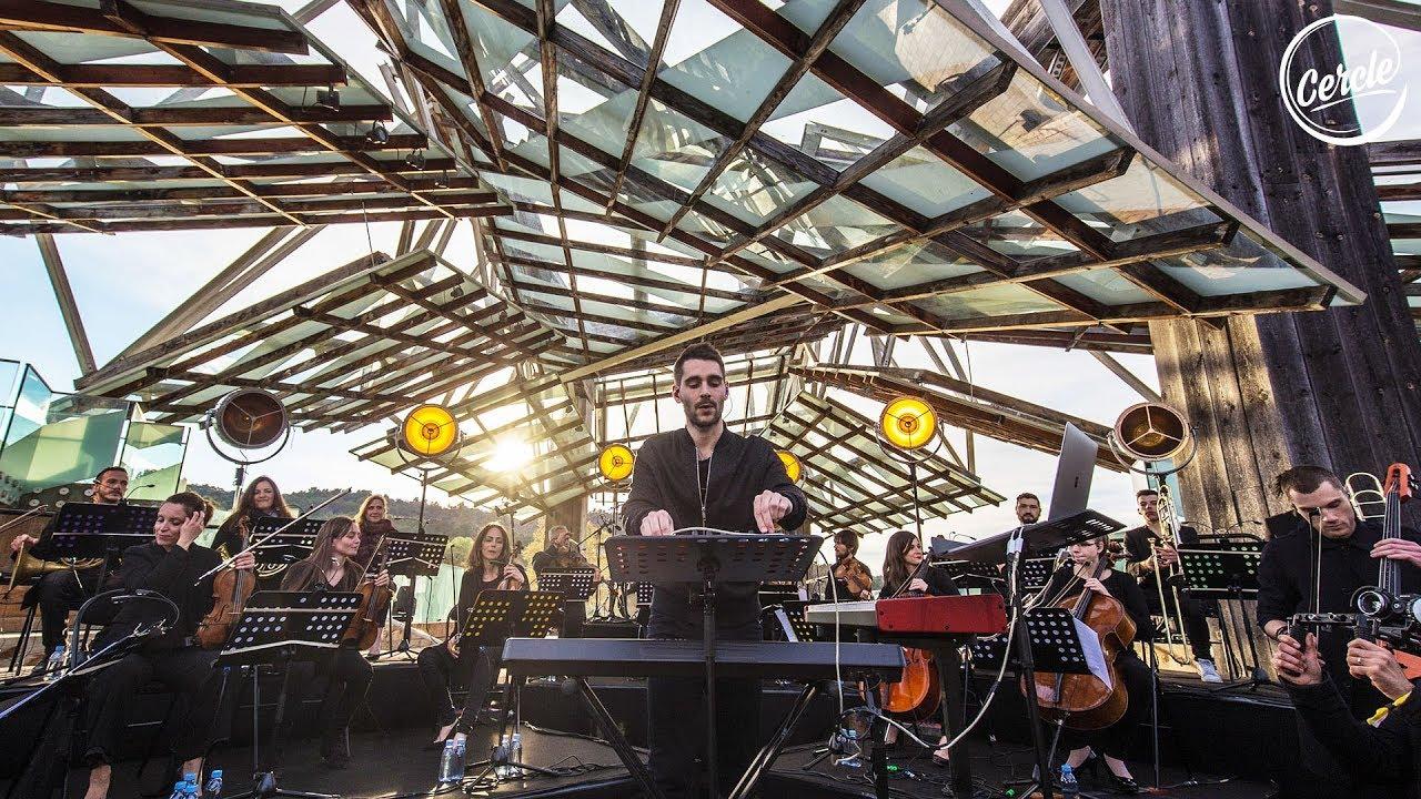 Worakls: s živým orchestrem z Château