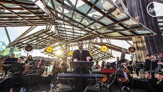 Download Worakls Orchestra live @ Château La Coste for Cercle Mp3 and Videos