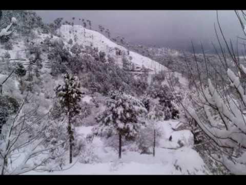 KOTLI SATTIAN SNOWFALL