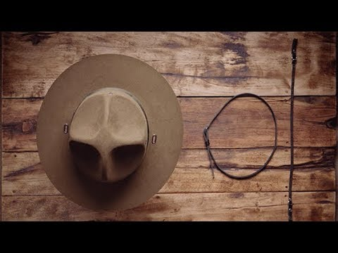 Stetson Education: How To Attach The Campaign Hat Chin Strap