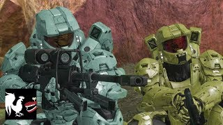 Season 16, Episode 4 - Sis and Tuc's Sexellent Adventure | Red vs. Blue