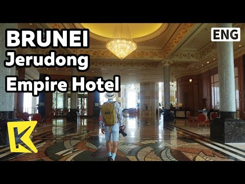 【K】Brunei Travel-Jerudong[브루나이 여행-제루동]엠파이어 호텔/Empire Hotel/Seven Star Rated/Royal family