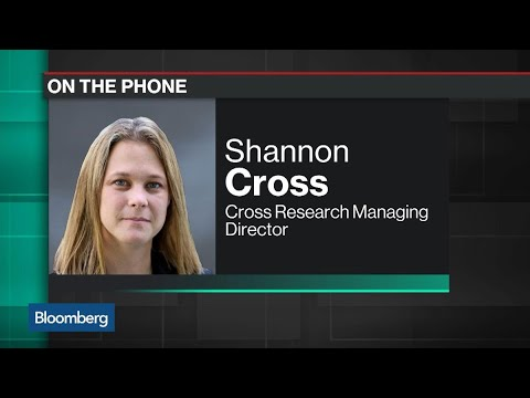 Apple's Pricing Strategy Bodes Well for iPhone Sales, Shannon Cross Says