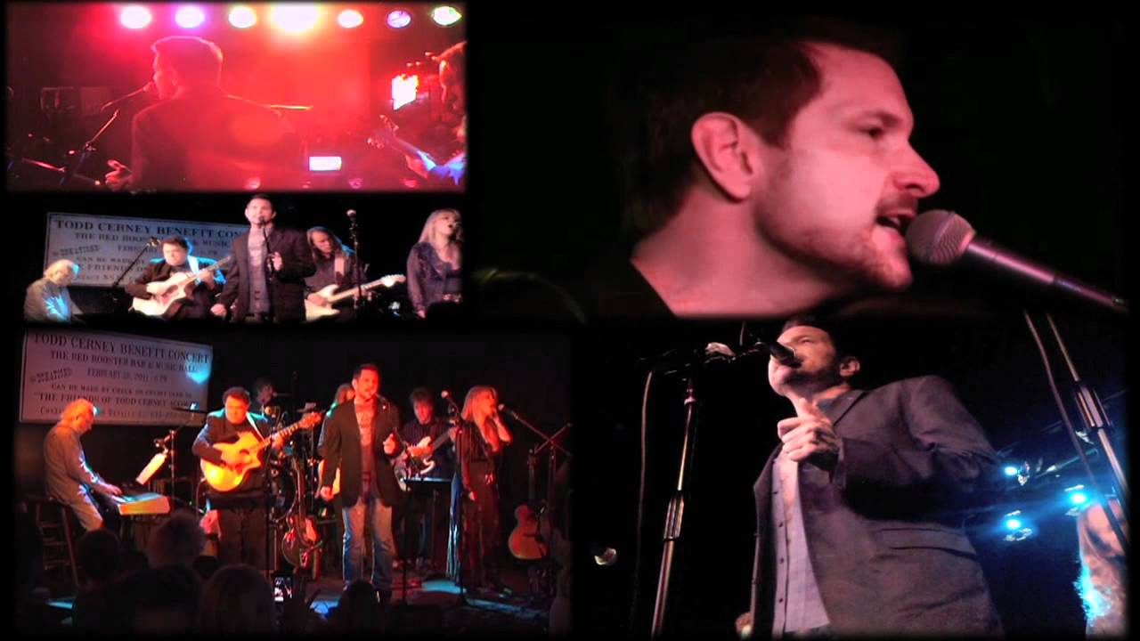 33 34 35 O Ty Herndon At The Red Rooster Benefit Tribute To Todd Cerney