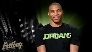 Video Russell Westbrook Talks Basketball Shoes and Eastbay download MP3, 3GP, MP4, WEBM, AVI, FLV Agustus 2018