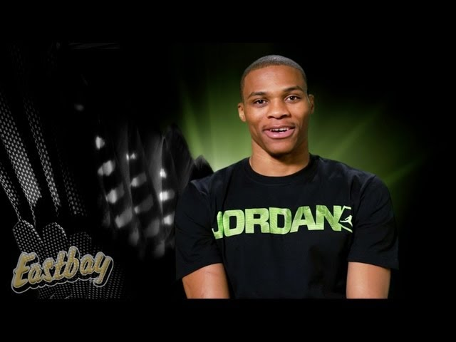 Russell Westbrook Talks Basketball Shoes and Eastbay