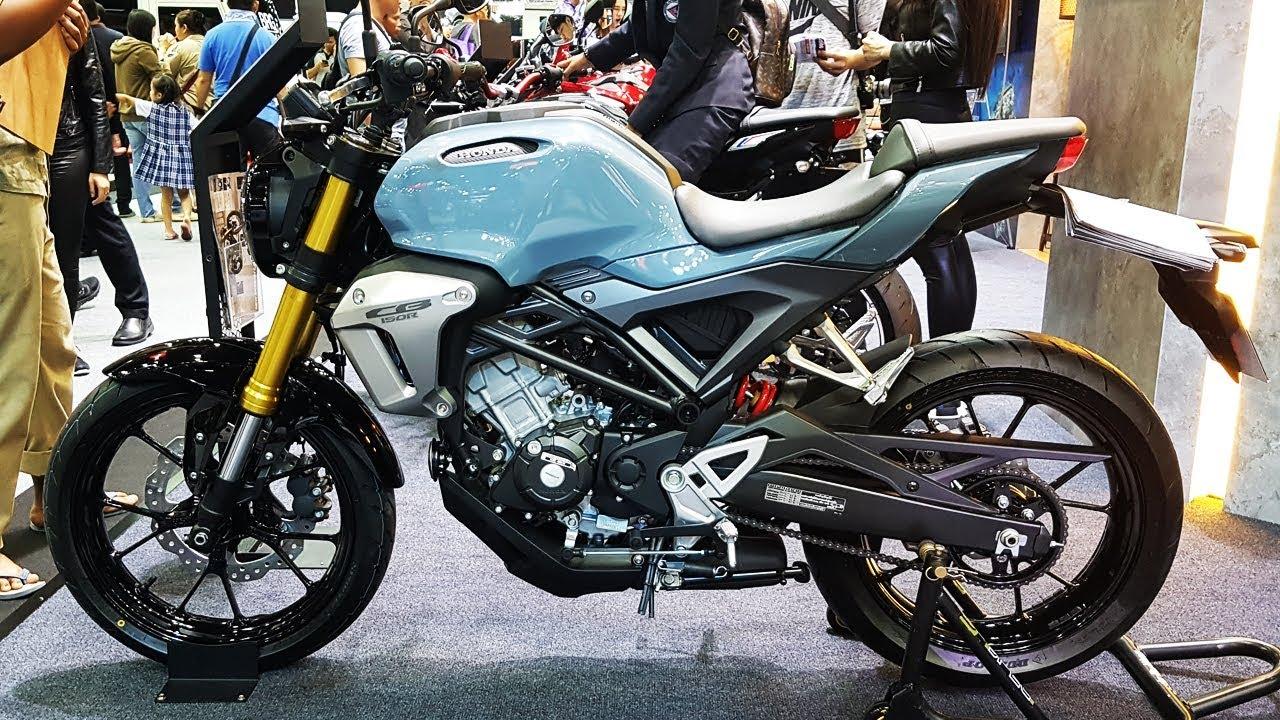 Honda CB 150 R New 150 cc. - YouTube