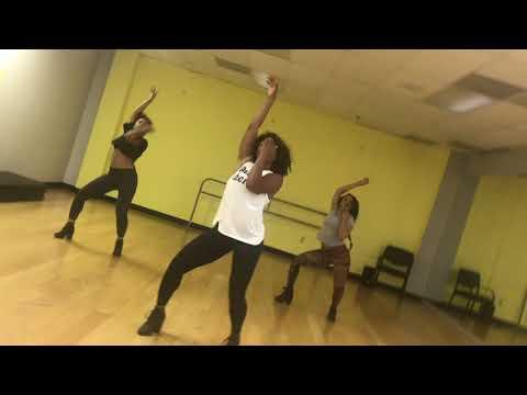 R Kelly - Bump N' Grind (REMIX)  Choreography By Holly Morgan