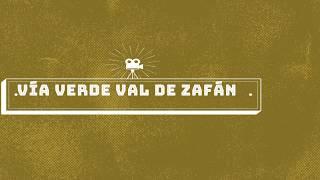VIA VERDE VAL DE ZAFAN , etapa 1 LA PUEBLA hasta ALCAÑIZ Camping La Estanca