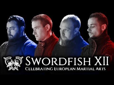 HEMA   Swordfish 2017 - Open Longsword FINALS