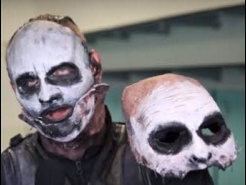 """Slipknot's Corey Taylor new solo show + working on Slipknot - Pig Destroyer debut """"The Calvary"""""""