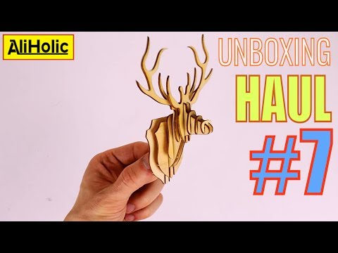 #AliExpress Unboxing Haul #7 - Reviewing Stupid Things from Ali by AliHolic