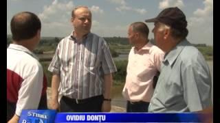 04   Podul de la Roscani va fi gata pe 15 august Bucovina TV ro   11 07 2013